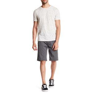 Men's Ezekiel Grey Newsboy Short